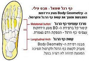 נעלי ספינינג - SPECIALIZED Body Geometry