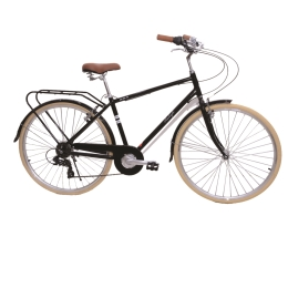 אופני עיר RALEIGH ORA  BLACK 3