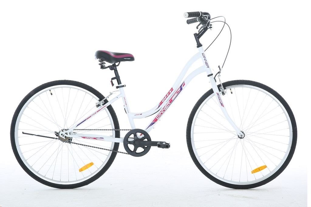 700CX15 CITY STEEL 1S WHITE LADY