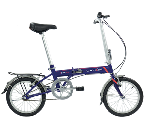 "DAHON ""16  - POP BLUE"