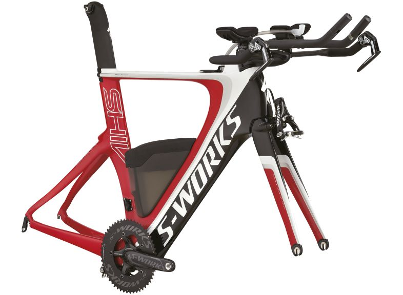 SW SHIV X2 MODULE RED/CARB/WHT XS