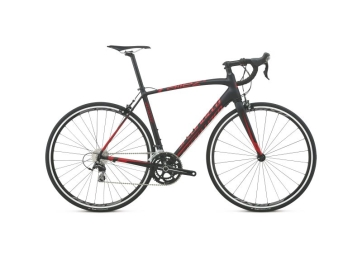 ALLEZ RACE C2 BLK/RED 54