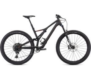 אופני הרים שיכוך מלא SPECIALIZED STUMPJUMPER LT COMP CARBON 29-12-SPEED CARB/RED