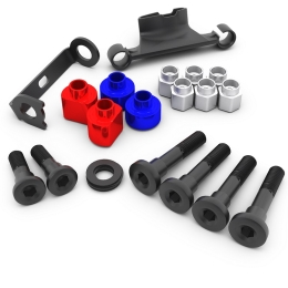 SUB MY19 LEVO FSR MOTOR BOLT/HARDWARE KIT